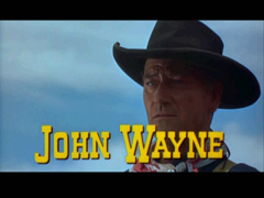 ジョン・ウェイン 引用:Wikipedia ('''''The Searchers''''' is a 1956 epic Western film directed by John Ford which tells the story of a man who spends years looking for his niece who was taken by Indians. Cast : * John Wayne : Ethan Edwards * Jeffrey Hunter : Marti)